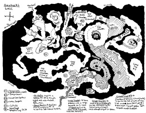 Original Lair Map