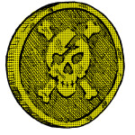 Pirate Coin B
