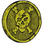 Pirate Coin B