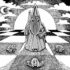 Chess wizard